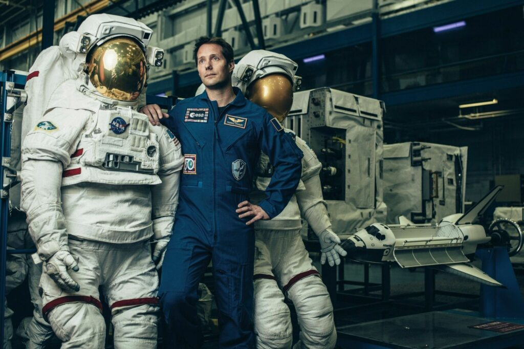 Mission spatiale ALPHA, Thomas Pesquet décollera avec SpaceX
