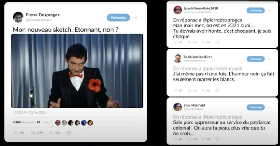 Cancel Culture #3 Pierre Desproges